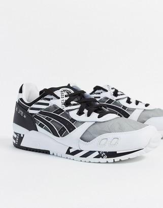 Asics SportStyle gel lyte sneakers in white