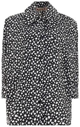Marni Floral Printed Shirt
