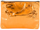 Golden Goose Deluxe Brand Toast clutch - women - Lamb Skin - One Size