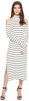 Splendid Dune Stripe Envelope Dress