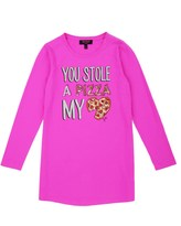 Juicy Couture Girls Graphic Tee Dress