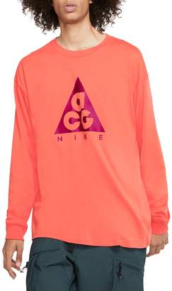 Nike NRG All Conditions Gear Men's Logo T-Shirt