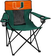 Bed Bath & Beyond University of Miami Elite Folding Chair