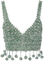 Rosie Assoulin Hand Crochet Top