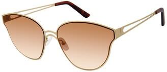 True Religion 58mm Geometric Sunglasses