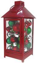 St. Nicholas Square® Light-Up Lantern Christmas Table Decor