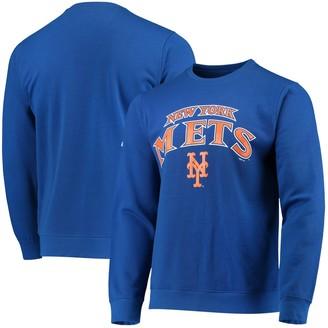 Stitches Men's Royal New York Mets Sweatshirt