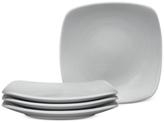 Noritake Swirl 4-Pc. Square Appetizer Plates