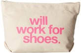 Dogeared Will Work For Shoes Lil Zip