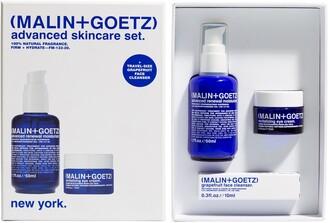 Malin+Goetz Advanced Skin Care Set