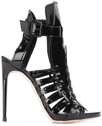 DSQUARED2 Braid Heeled Sandals