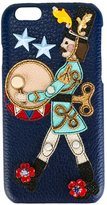 Dolce & Gabbana toy soldier iPhone 6 case - women - Leather/plastic - One Size