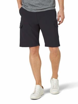 Lee Uniforms Lee Men's Big & Tall Performance Series Tri-Flex Cargo Short