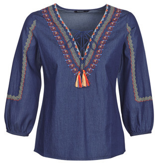 Desigual PATTY women's Blouse in Blue