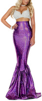 Forplay Purple & Silver Ocean Opulence Costume Set