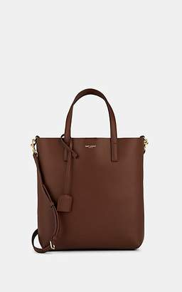 Saint Laurent Women's Toy Leather Tote Bag - Brown