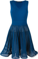 Antonino Valenti - fit-and-flare dress - women - Viscose/Polyester/Silk - 42