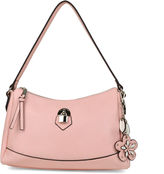 Liz Claiborne Cassandra Top Zip Shoulder Bag