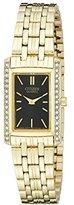 Citizen Women's EK1122-50E Analog Display Japanese Quartz Gold Watch