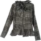 Rose' A Pois Overcoats - Item 41685665