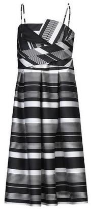 Diana Gallesi 3/4 length dress