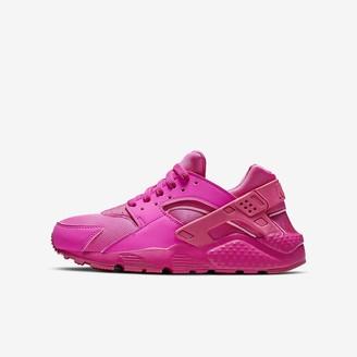 Nike Big Kids' Shoe Huarache Run