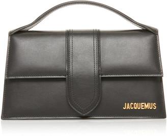 Jacquemus Le Grand Bambino Leather Top Handle Bag