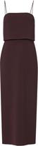Dion Lee Crepe Column Midi Dress