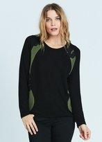 Karen Zambos Coral Elliot Sweater