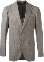 Fashion Clinic Timeless - single-breasted blazer - men - Silk/Viscose/Virgin Wool - 46