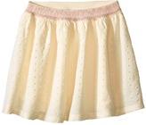 Tommy Hilfiger Embossed Crepe Skirt (Big Kids)