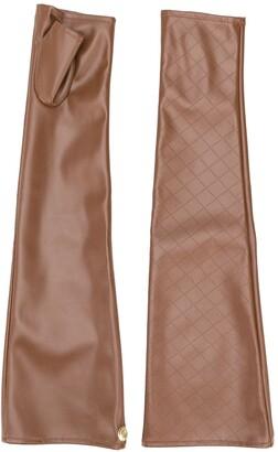 Marlies Dekkers Fingerless Perforated Gloves