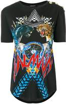 Balmain branded lion T-shirt