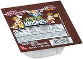 Cocoa Krispies Kellogg's Cereal, 1.125 oz Bowls, 96 ct