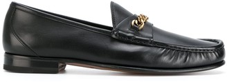 Tom Ford York chain loafers