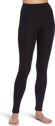 Hanro Women's Woolen Silk Leggings - Black - XS