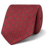 Drakes Drake's Easyday 7cm Printed Silk Tie