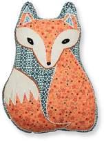 "Madura Wise Fox Decorative Pillow, 12"" x 14"""