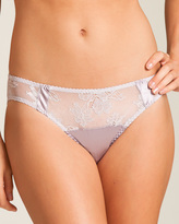 Fleur of England Heather Lace Brief