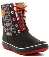 Keen Elsa Faux Shearling Lined Waterproof Boot