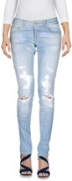 Dondup Denim pants - Item 42584419