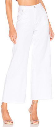 superdown Lucy Crop Flare Jeans. - size L (also
