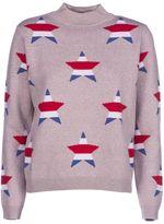 Kitsune Maison Stars Pullover