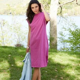 Universal Thread Women's Sleeveless Dip Dye T-Shirt Dress - Universal ThreadTM