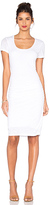 Velvet by Graham & Spencer Dina Lux Slub T Shirt Dress