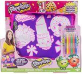 Shopkins Color N' Fashion Activity Messenger Bag Design Kit