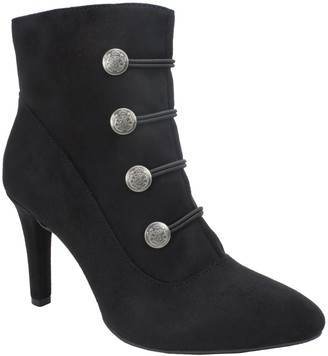 Rialto by White Mountain Ankle Booties- Cavalier