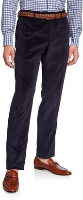 Incotex Men's Fine Wale Corduroy Pants