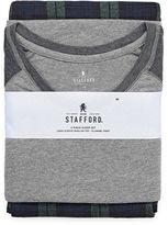 STAFFORD Stafford Flannel Pajama Set- Big and Tall