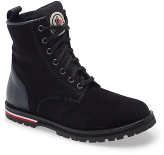Moncler Malik Faux Shearling Lined Boot
